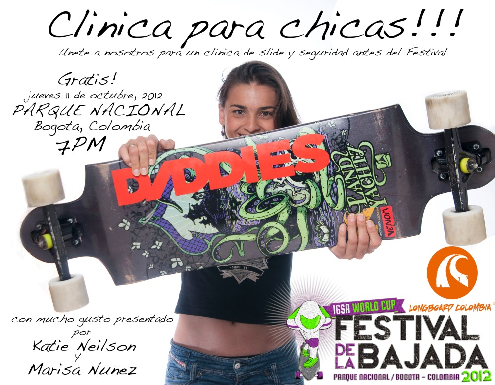 Girls Clinic in Colombia