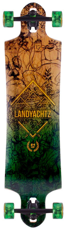 Landyachtz Switchblade 38