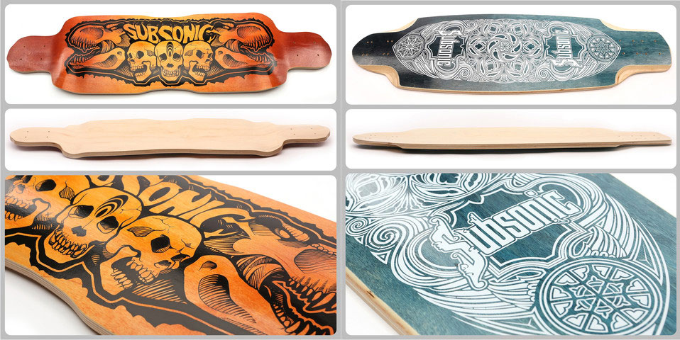 Subsonic Skateboards