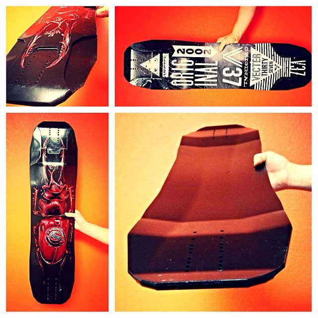 Original Vector 37 Longboard