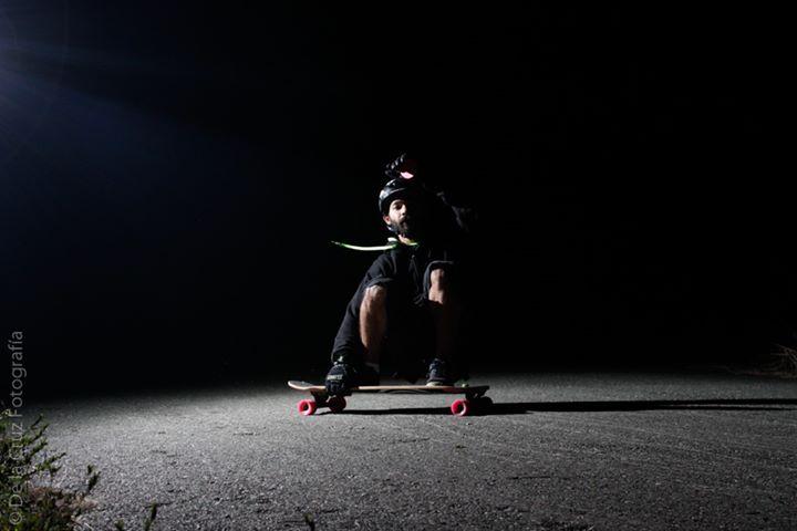 Night Runs : La Antena DH