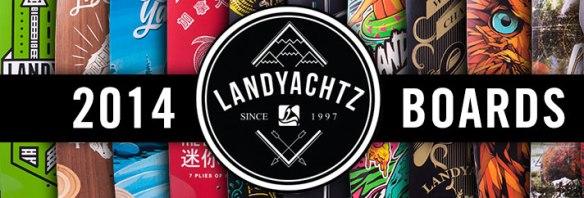 Landyachtz 2014 Longboards