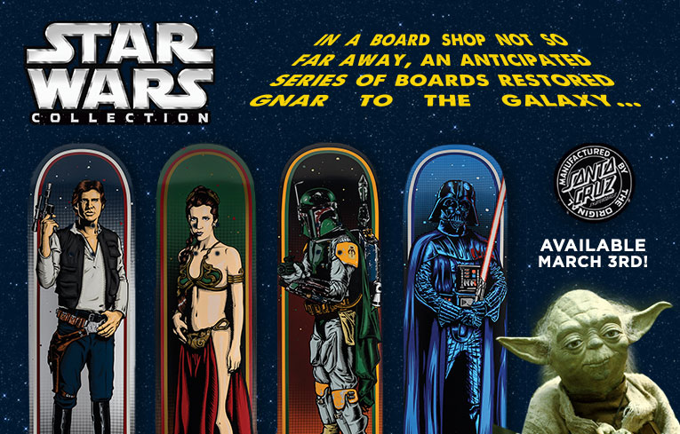 Star Wars Skateboards