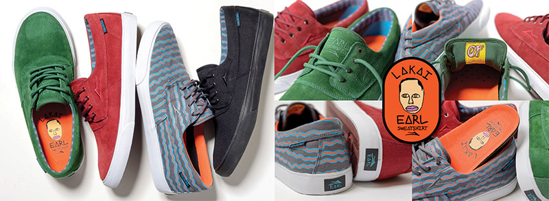 Lakai Earl Camby Shoes